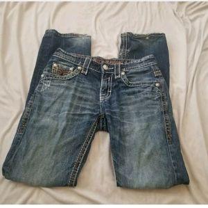 Rock Revival Erkal Straight Leg Jeans 29